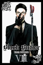 Black Butler, Vol. 8 by Yana Toboso