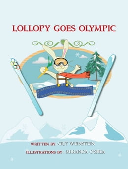 Book Lollopy Goes Olympic by Grit Weinstein