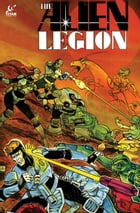 Alien Legion #17 by Alan Zelenetz