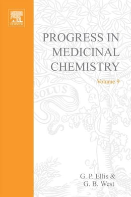 Book PROGRESS IN MEDICINAL CHEMISTRY by Ellis, G. P.