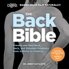 The Back Bible: Banish Back Pain Naturally by Jenny Sutcliffe