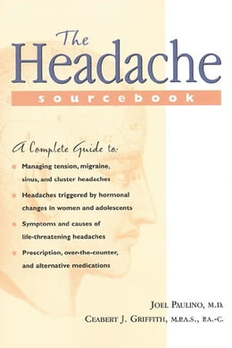Book The Headache Sourcebook by Paulino, Joel