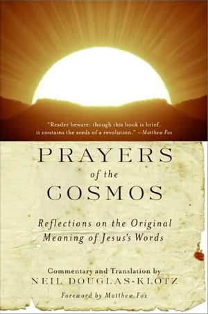 Prayers of the Cosmos Reflections on the Original Meaning of Jesus' Words