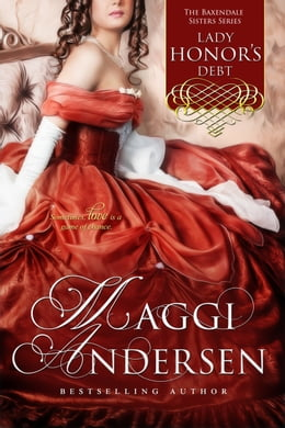 Book Lady Honor's Debt: The Baxendale Sisters Series by Maggi Andersen