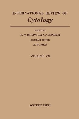 Book INTERNATIONAL REVIEW OF CYTOLOGY V75 by Bourne, G. H.
