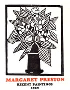 Recent Paintings 1929 by Margaret Preston