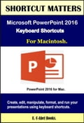 Microsoft PowerPoint 2016 Keyboard Shortcuts For Macintosh Deal