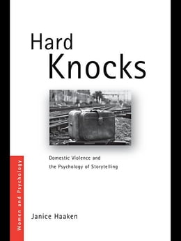 Book Hard Knocks by Haaken, Janice