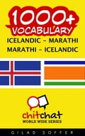 1000+ Vocabulary Icelandic - Marathi
