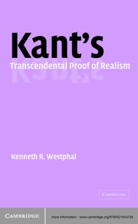 Kant's Transcendental Proof of Realism