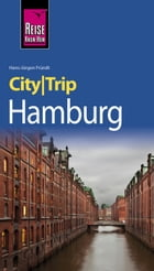 CityTrip Hamburg (English Edition): Travel guide with maps and walks by Hans-Jürgen Fründt