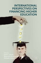 International Perspectives on Financing Higher Education