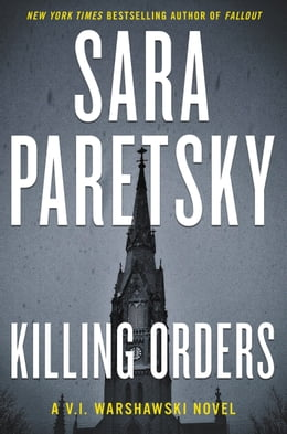 Book Killing Orders by Sara Paretsky