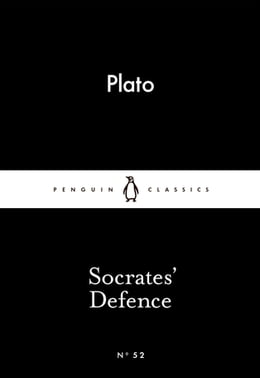 Book Socrates' Defence by Plato