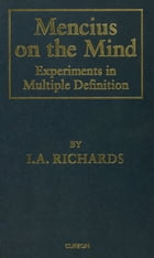 Mencius on the Mind: Experiments in Multiple Definition