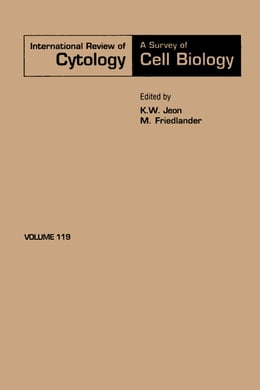Book INTERNATIONAL REVIEW OF CYTOLOGY V119 by Jeon, K.W.