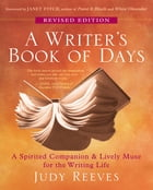 A Writer's Book of Days Cover Image