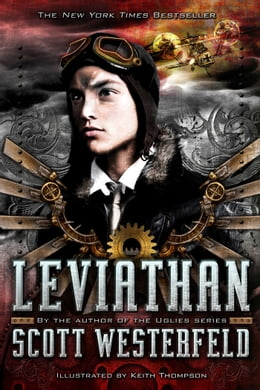 Book Leviathan by Scott Westerfeld