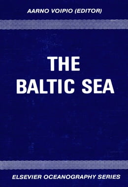 Book The Baltic Sea by Voipio, A.