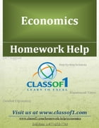 Estimation of Output, Price and Profits by Homework Help Classof1
