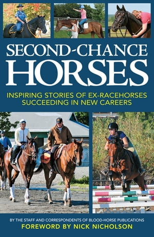 Second-Chance Horses by Eclipse Press
