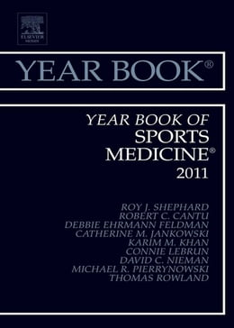 Book Year Book of Sports Medicine 2011 by Roy J Shephard