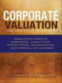Corporate Valuation for Portfolio Investment: Analyzing Assets, Earnings, Cash Flow, Stock Price…