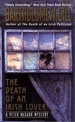 Book Death of an Irish Lover: An Inspector Peter Mcgarr Mystery by Bartholomew Gill
