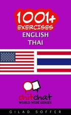 1001+ Exercises English - Thai by Gilad Soffer