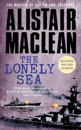Book The Lonely Sea by Alistair MacLean