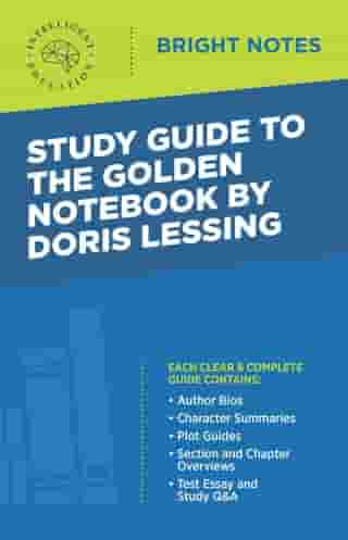 Study Guide to The Golden Notebook by Doris Lessing