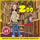 Children Book : The Magical Zoo #1 (Illustrated childrens books & Great bedtime stories) by Dan Jackson
