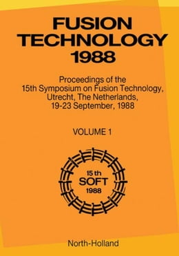 Book Fusion Technology 1988 by van Ingen, A.M.