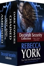 Decorah Security Collection: Four Sexy Paranormal Romantic Suspense Stories