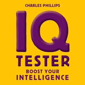 IQ Tester Book: Boost Your Intelligence