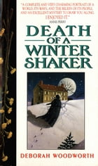 Death of a Winter Shaker by Deborah Woodworth