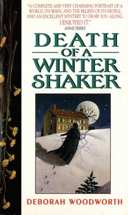 Book Death of a Winter Shaker by Deborah Woodworth