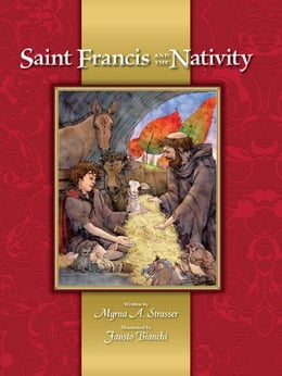 Book Saint Francis and the Nativity by Myrna A. Strasser