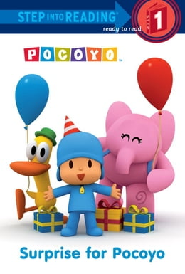 Book Surprise for Pocoyo (Pocoyo) by Christy Webster