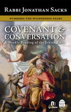 Covenant & Conversation: Numbers by Sacks, Jonathan