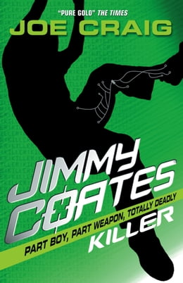 Book Jimmy Coates: Killer by Joe Craig