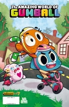 The Amazing World of Gumball #7 by Frank Gibson