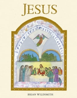 Book Jesus by Brian Wildsmith