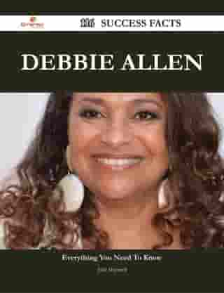 Debbie Allen 116 Success Facts - Everything you need to know about Debbie Allen