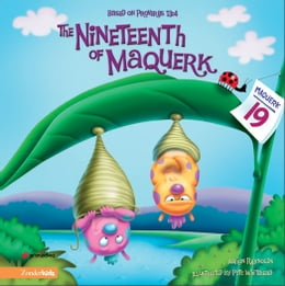Book The Nineteenth of Maquerk: Based on Proverbs 13:4 by Aaron Reynolds