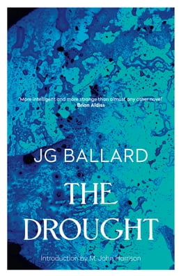 Book The Drought by J. G. Ballard