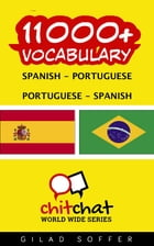 11000+ Vocabulary Spanish - Portuguese by Gilad Soffer