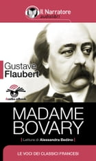 Madame Bovary (Audio-eBook) by Gustave Flaubert