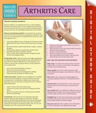Arthritis Care: Speedy Study Guides by Speedy Publishing