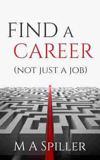 Find a Career (Not Just a Job)